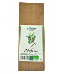 Herbier De France - Réglisse racine coupée - 80 gr