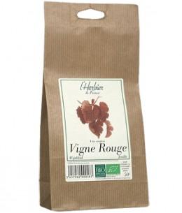 Herbier De France - Vigne rouge sachet - 50 gr