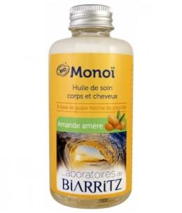 Laboratoires De Biarritz - Monoi Amande Amère - 100 ml