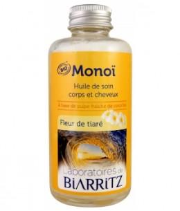 Laboratoires De Biarritz - Monoi Fleur de Tiaré - 100 ml