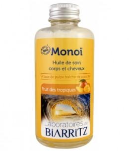 Laboratoires De Biarritz - Monoi Fruit des Tropiques - 100 ml