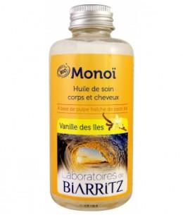 Laboratoires De Biarritz - Monoi Vanille des îles - 100 ml