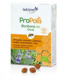 Ladrome - Bonbons Propolis et Echinacéa - 50 gr