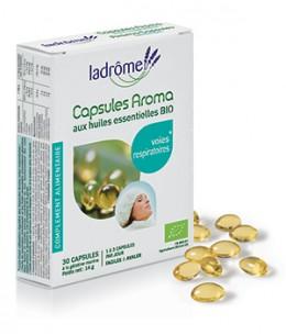 Ladrome - Capsules Aroma voies respiratoires - 30 capsules