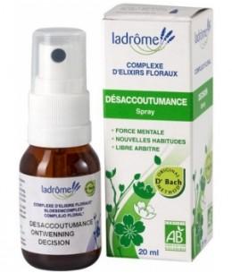 Ladrome - Complexe d'élixirs floraux DESACCOUTUMANCE - 20 ml