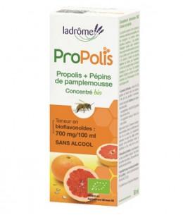 Ladrome - Concentré de Propolis et de Pépins de Pamplemousse sans alcool - 50 ml