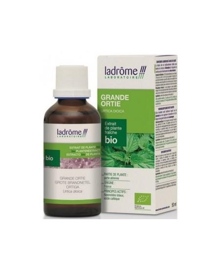 Ladrome - Extrait de plantes fraîches Grande Ortie bio - 50 ml