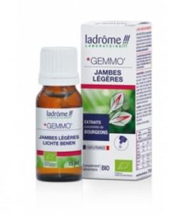 Ladrome - Gemmo jambes légères - 15 ml