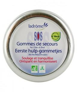Ladrome - Gommes de secours goût pomme - 45 gr