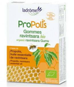 Ladrome - Gommes Propolis et Ravintsara - 45 gr