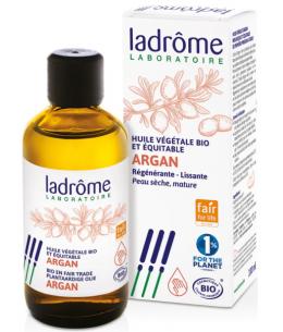 Ladrome - Huile végétale d'Argan régénérante et lissante - 100 ml