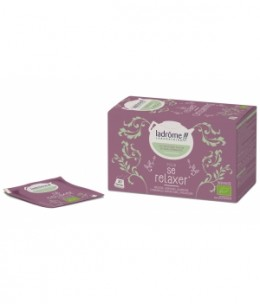 Ladrome - Infusion Se relaxer - 20 sachets