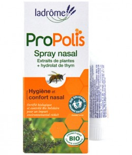 Ladrome - Lot Spray nasal Propolis et Echinacéa 30ml + stick nez - 30 ml