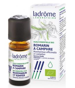 Ladrome - Romarin officinal à Camphre bio - 10 ml
