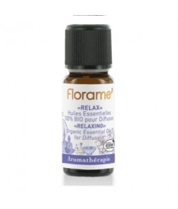 Florame - Composition huiles essentielles Relax - 10 ml