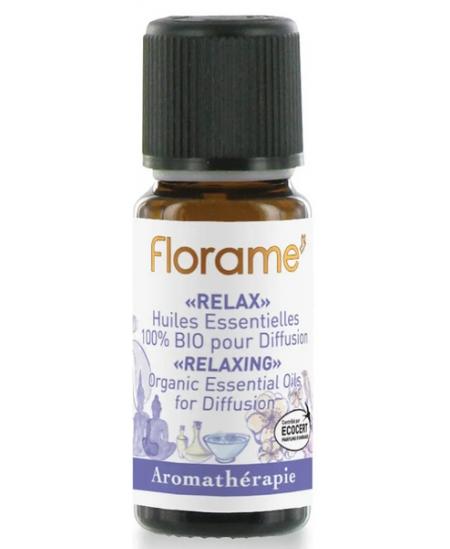 Florame - Composition huiles essentielles Relax - 10 ml
