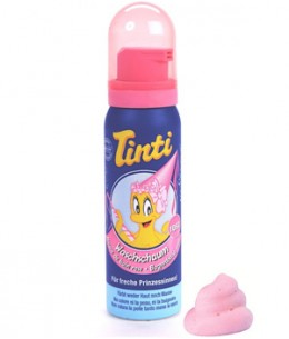 Tinti - Mousse de bain Rose - 075 ml