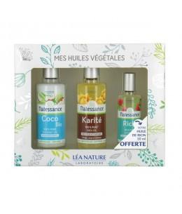 Natessance - Coffret Mes Huiles Végétales