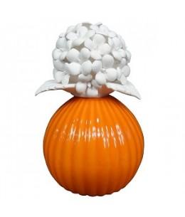 Zen'Arôme - Diffuseur par capillarité Hortensia orange