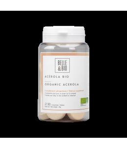 Belle et Bio - Acérola Bio - 30 comprimés