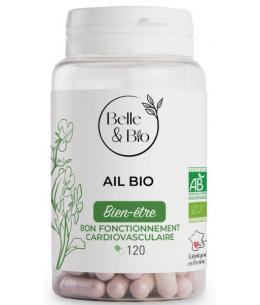 Belle et Bio - Ail bio - 120 gélules