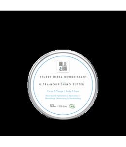 Belle et Bio - Beurre ultra nourrissant - 80 ml