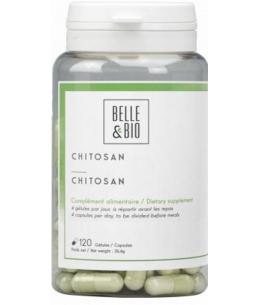 Belle et Bio - Chitosan naturel - 120 gélules