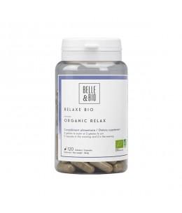 Belle et Bio - Complexe Relaxe bio - 120 gélules