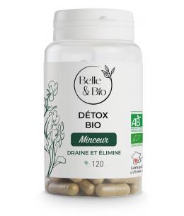Belle et Bio - Detox Bio - 120 gélules