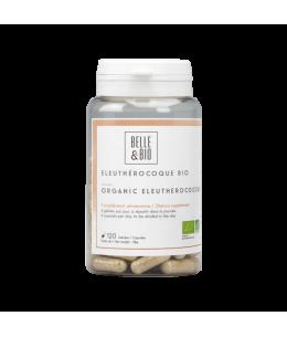 Belle et Bio - Eleutherocoque bio - 120 gélules