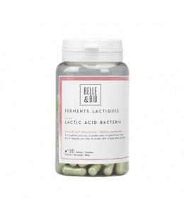 Belle et Bio - Ferments lactiques naturels - 120 gélules