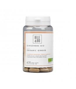 Belle et Bio - Gingembre bio - 120 gélules