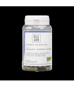 Belle et Bio - Ginkgo Biloba bio - 120 gélules