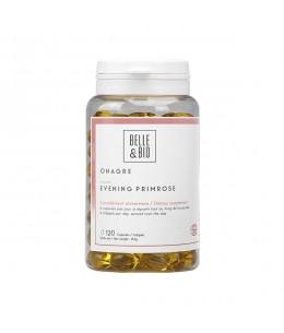 Belle et Bio - Huile Onagre bio - 120 capsules