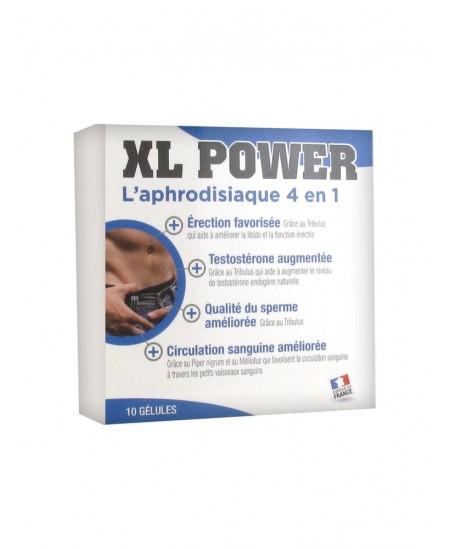 Labophyto - XL Power Aphrodisiaque - 10 gélules