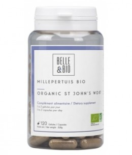 Belle et Bio - Millepertuis - 120 gélules