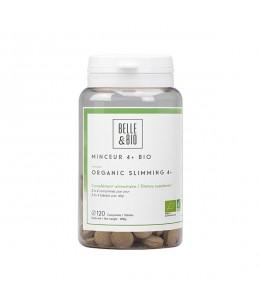 Belle et Bio - Minceur 4 plus bio - 120 comprimés gr