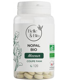 Belle et Bio - Nopal Caloriecapt bio - 120 comprimés