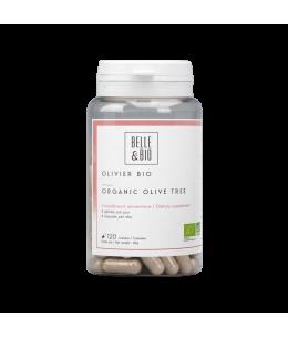 Belle et Bio - Olivier bio - 120 gélules