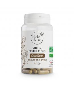 Belle et Bio - Ortie feuilles bio - 120 gélules