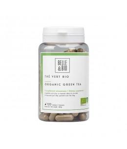 Belle et Bio - Thé vert bio - 120 gélules