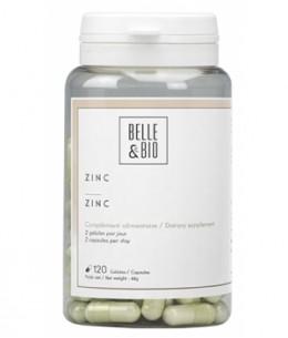 Belle et Bio - Zinc - 120 gélules