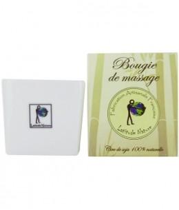 Latitude Nature - Bougie de massage Tispa au Monoï - 85 ml