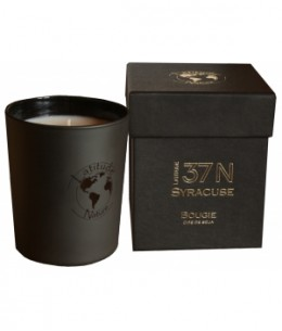 Latitude Nature - Bougie Syracuse - 180 gr