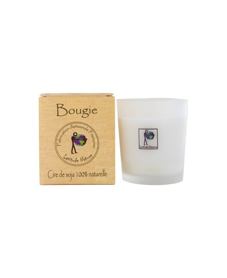 Latitude Nature - Bougie votive Monoï - 75 gr