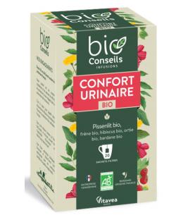 Bio Conseils - Infusion Confort Urinaire bio - 20 sachets