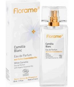 Florame - Eau de Parfum Camélia Blanc - 50ml