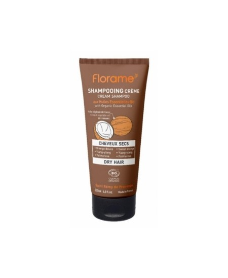 Florame - Shampoing Cheveux secs - 200ml