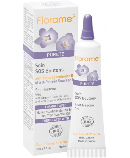 Florame - Pureté Soins SOS Boutons - 15ml