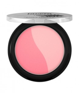 Lavera - Fard à joues minéral Columbine Pink 07 - 4.5gr